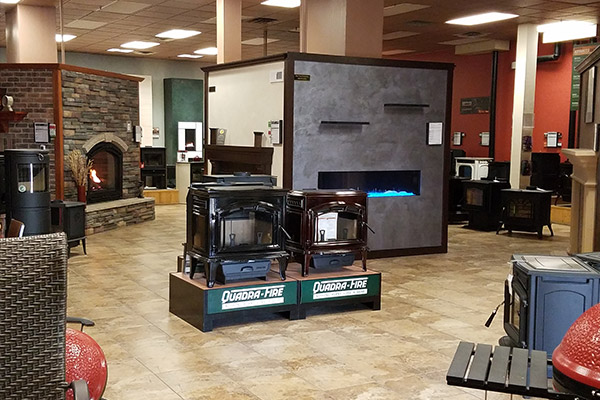 Mountain West Sales Carry A Complete Line Of Name Brand Hearth